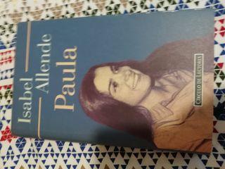 libro PAULA Isabel Allende
