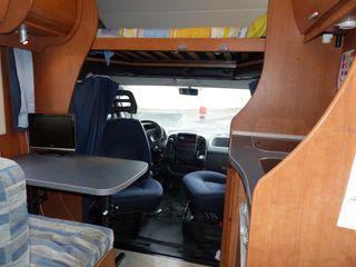 Autocaravana Benimar Anthus 5000 GT