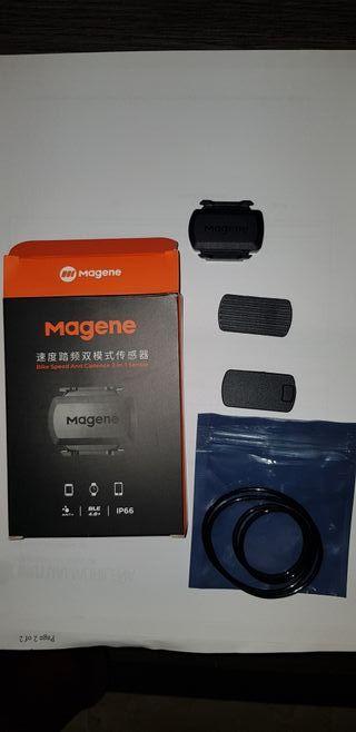 sensor cadencia magene sensor velocidad magene