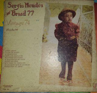 Sergio Mendes and Brasil 77' 'Vintage 74'