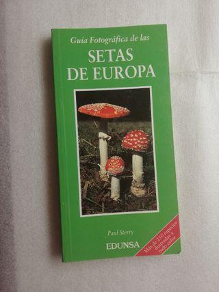 GUIA FOTOGRAFICA DE LAS SETAS DE EUROPA PAUL STER