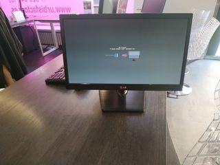 monitor LG LED 19.5 pulgadas