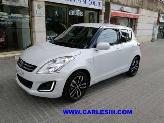 Suzuki Swift 1.2 BLACK WHITE 5p