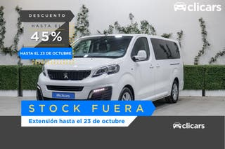 Peugeot Traveller Business 1.5 BlueHDi 88KW (120) Long