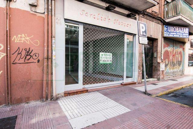 Local comercial en alquiler en Centro en Fuenlabrada