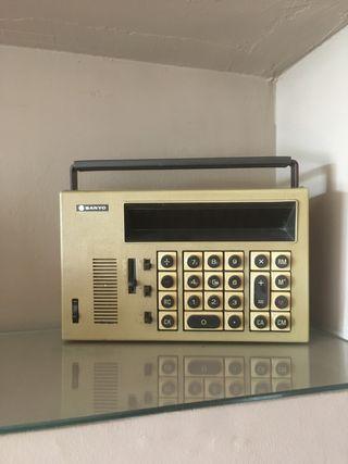 Calculadoras vintage