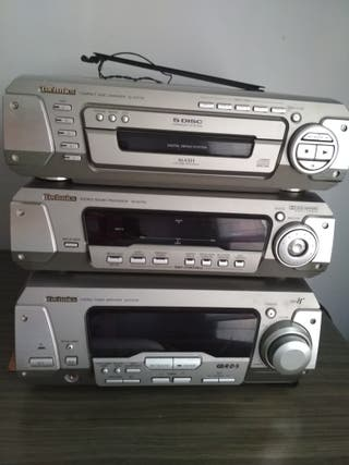 Compact disc TECHNICS Changer SL-EH 750