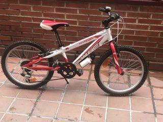 Bicicleta infantil/júnior en perfecto estado