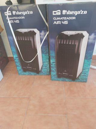 3 climatizadores