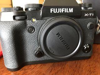 Cámara de fotos FUJIFILM XT1. Como nueva