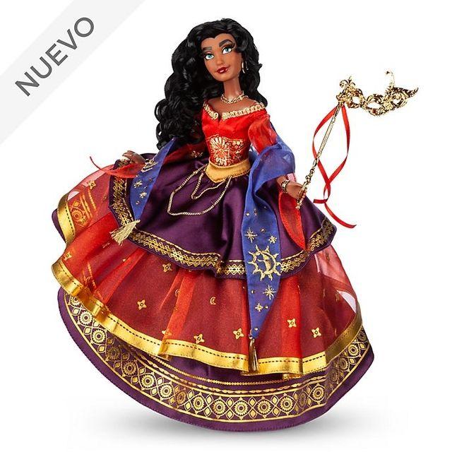 esmeralda muñeca edicion limitada