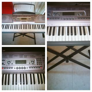 teclado ashton ak 110 y pie