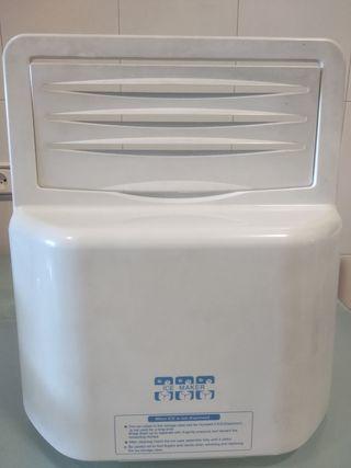 Máquina de hacer hielo (frigorífico Daewoo)