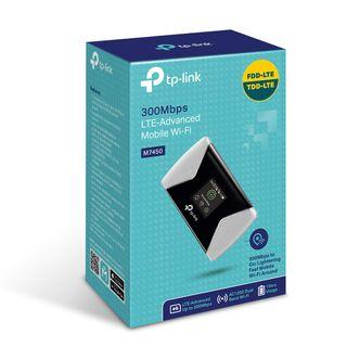 Router Portatil TP-Link 300Mbps M7450