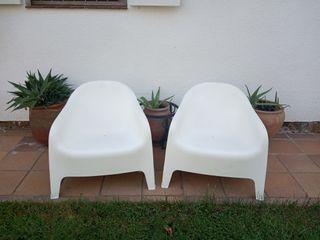 sillones de jardín skarpo