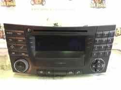 RADIO CD COMPLETO MERCEDES E270 W211