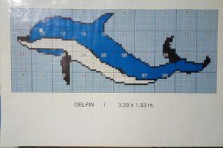 Gresite delfín