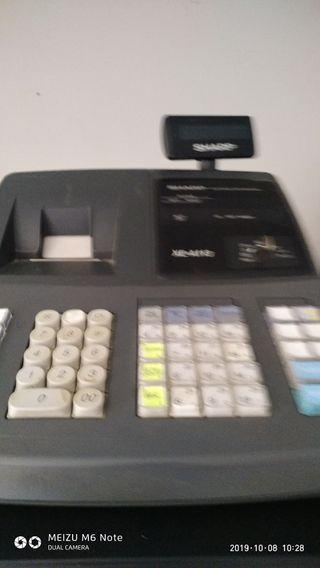 caja registradora SHARP