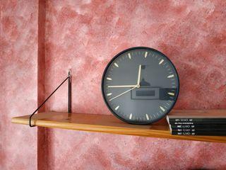 Reloj de pared Ikea SKÄRIG , 26 cm