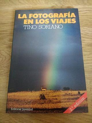 Libro Fotografía en los viajes Tino Soriano