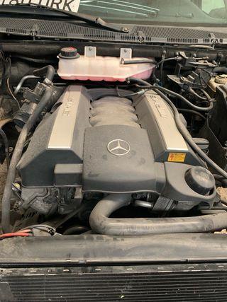 Motor mercedes 55 amg 350 caballos v8