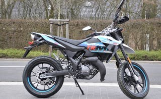 MOTO SUPERMOTARD URBANA 50CC 2T KSR GROUP