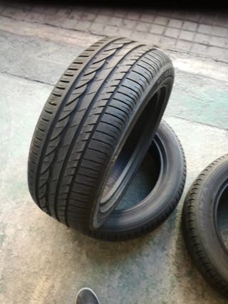 2 neumáticos bridgestone turanza,sin montaje 45