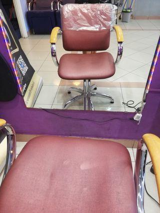 sillones para peluquería