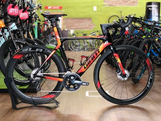 Bici Giant propel advanced sl disc