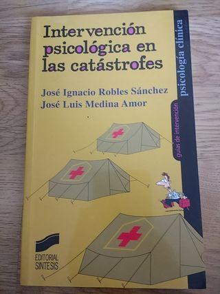 Libro Intervención psicológica