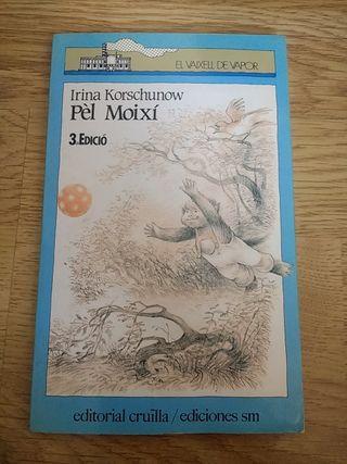 Llibre Pèl Moixí Irina Korschunow Vaixell vapor