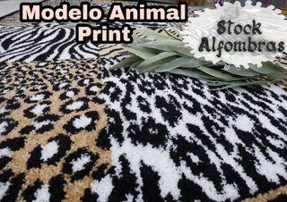 MODELO ANIMAL PRINT