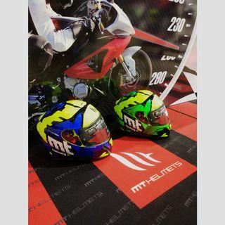 Casco para Moto MT Helmets THUNDER 3 SV TORN