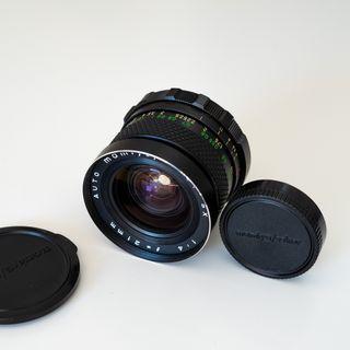 Objetivo Mamiya / Sekor 21mm f4