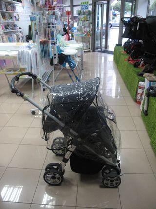 Burbuja de lluvia universal para carrito