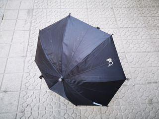 Sombrilla negra