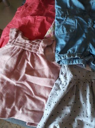 vestidos de 6-12meses