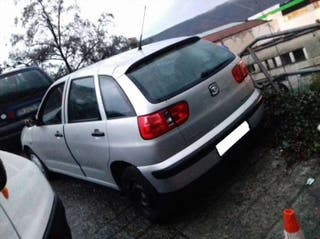 SEAT IBIZA II (VERSIóN 1999) 75CV - PIEZAS - RECAM