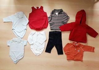 Lote ropa niño 0 - 3 meses