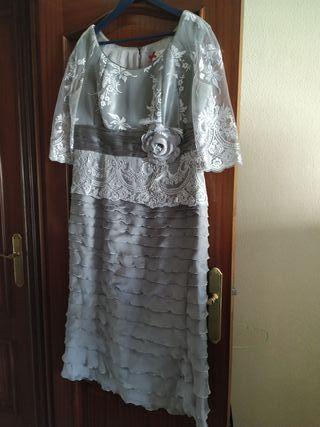 Vestido de fiesta, marca Sonia Peña