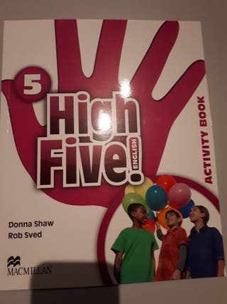 libro 5to de primaria ingles activity High Five