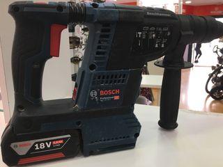 Martillo Bosch GBH18V-26F+2 baterías