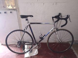 Bicicleta carretera fibra carbono giant cadex1