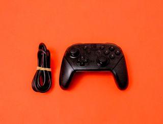 Mando Pro Nintendo Switch + Cable