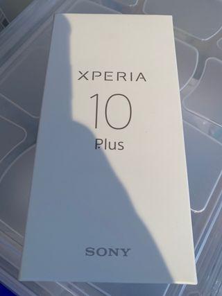 Sony Xperia 10 Plus Silver Nuevo