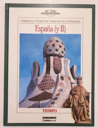 MARAVILLAS Y TESOROS PATRIMONIO DE LA HUMANIDAD