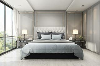 luxurius Bedrooms