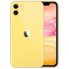 """SMARTPHONE APPLE IPHONE 11 64GB AMARILLO 6.1"""" DUAL"""