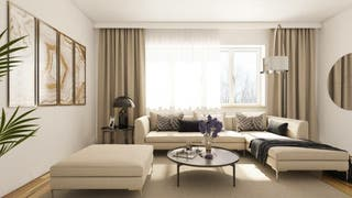 Charming Living Rooms