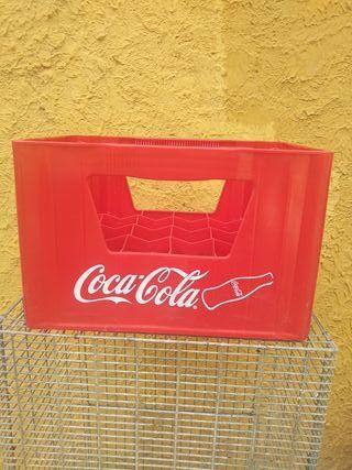 Caja Botellero Coca Cola ®